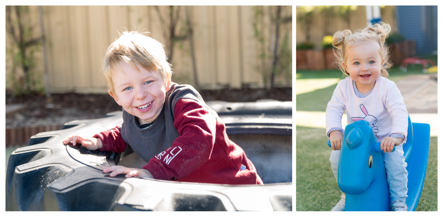 Mary Thompson Preschool Photography Geelong